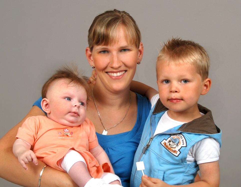 Familien und Kinderbilder